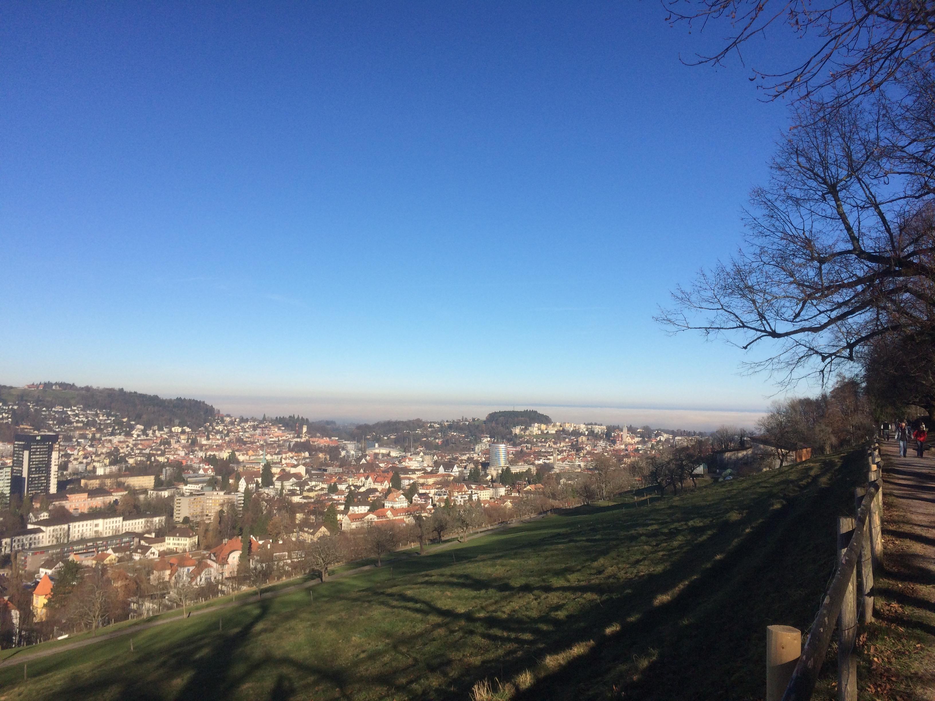 Drei Weihern St.Gallen