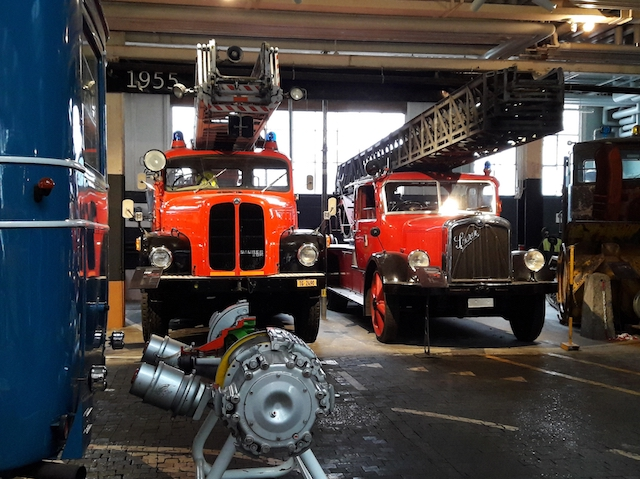 Saurermuseum Arbon, Feuerwehrmuseum, Automuseum