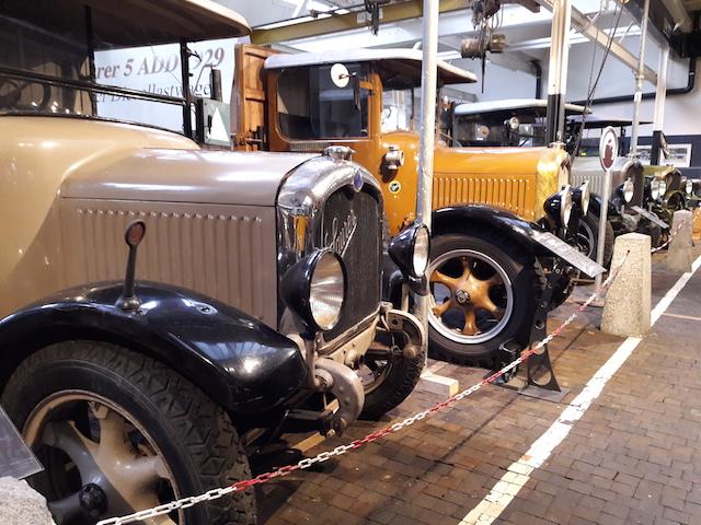 Saurermuseum Arbon, Automuseum, Lastwagen, Postauto