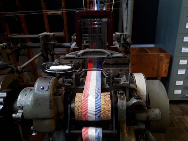 Saurermuseum Arbon, Webmaschine, Stickmaschine, alte Nähmaschine