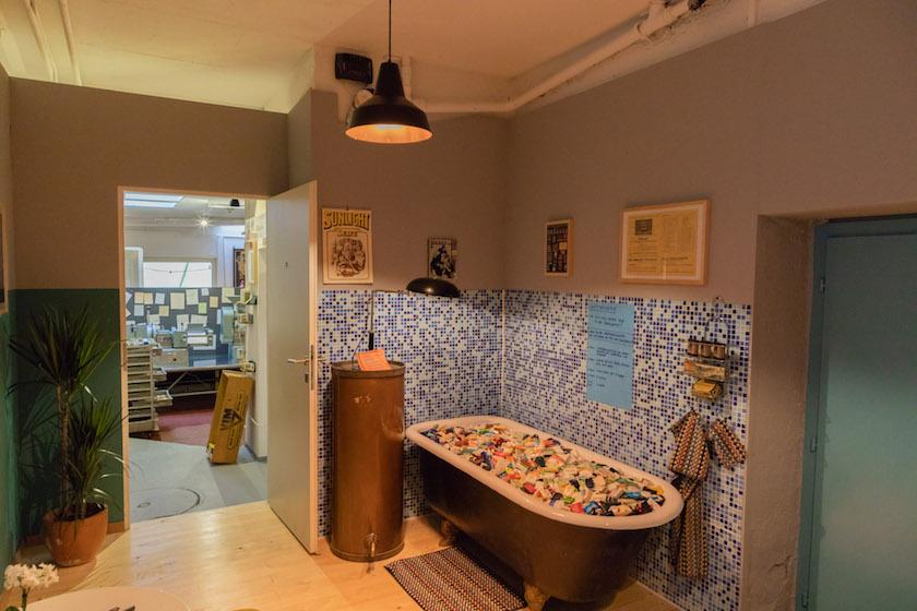 Geheimtipp in St.Gallen. Das Seifenmuseum ist perfekt für einen Familienausflug am Sonntag.
