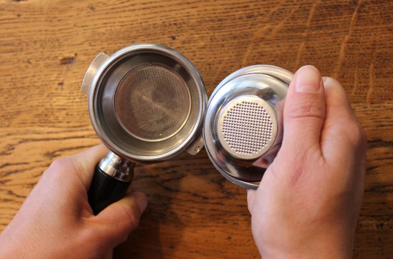 Der Siebwechsel bei der Solis Barista Gran Gusto Kaffeemaschine ist nicht ganz leicht. Hier mein Tipp