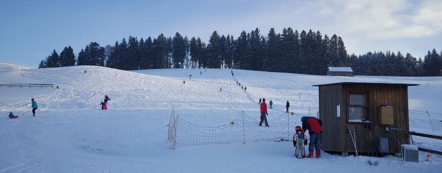 Skilift Spitze Eggersriet