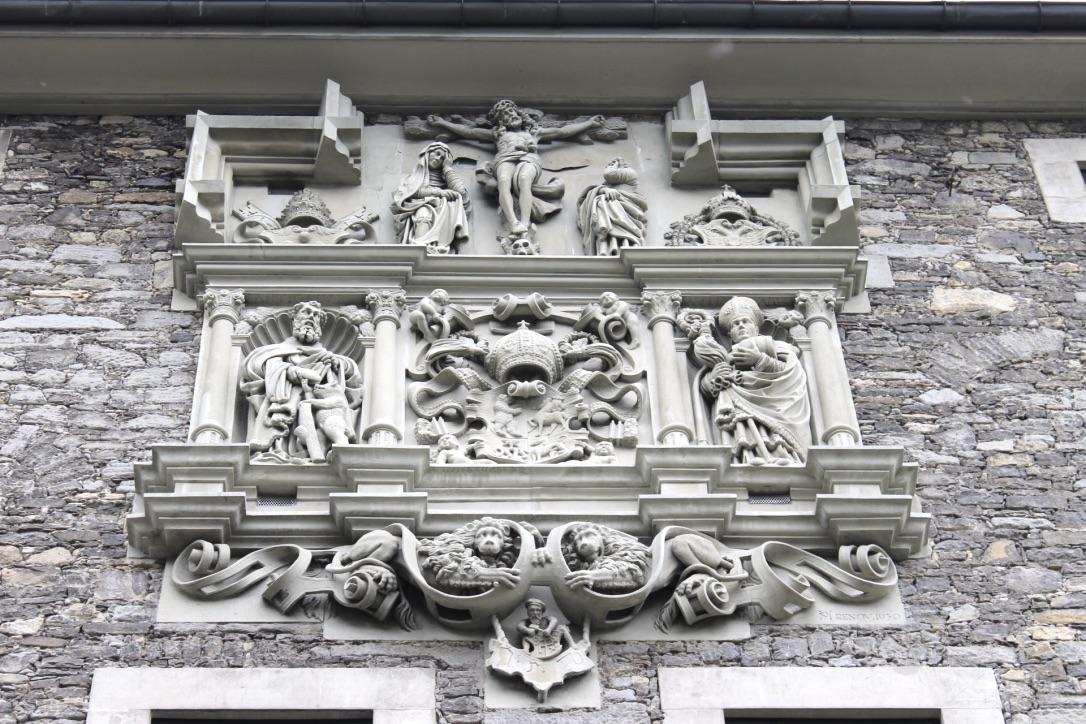 Stiftsbezirk St.Gallen Rundgang für Familien